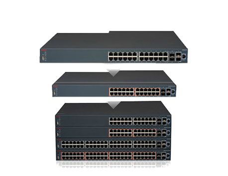01_Ethernet Routing Switch 4800_Module1_left